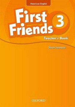 American First Friends 3 Teacher's Book -  - 9780194433600