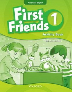 American First Friends 1 Activity Book - Iannuzzi