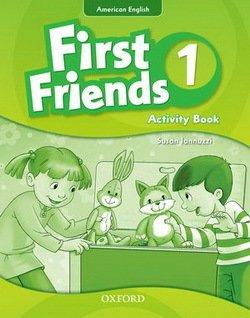 American First Friends 1 Activity Book - Iannuzzi