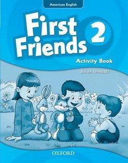 American First Friends 2 Activity Book - Iannuzzi
