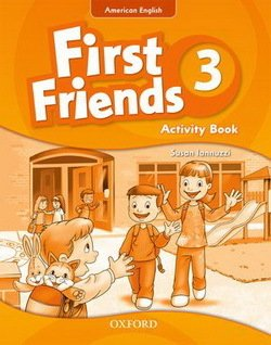 American First Friends 3 Activity Book - Iannuzzi