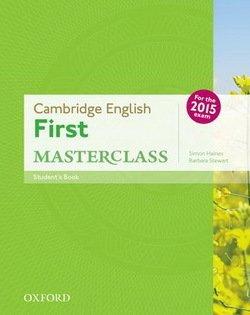 Cambridge English: First (FCE) Masterclass Student's Book -  - 9780194502832