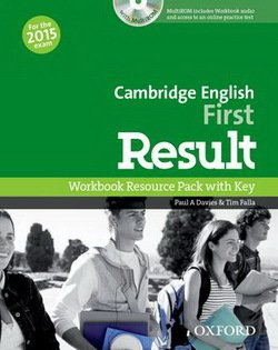 Cambridge English: First (FCE) Result Workbook with Key & Audio CD -  - 9780194511803