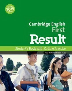 Cambridge English: First (FCE) Result Student's Book with Online Practice Test -  - 9780194511926