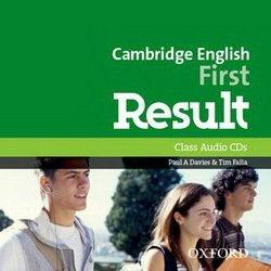 Cambridge English: First (FCE) Result Class Audio CDs / MP3 -  - 9780194512008