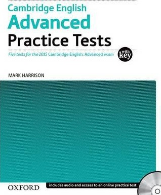 Cambridge English: Advanced (CAE) Practice Tests with Key & Audio CD -  - 9780194512626