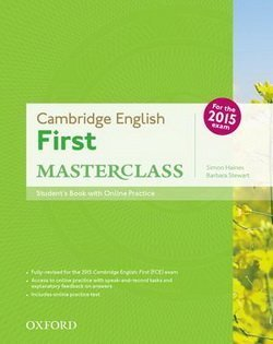Cambridge English: First (FCE) Masterclass Student's Book with Online Practice Test -  - 9780194512688