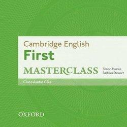 Cambridge English: First (FCE) Masterclass Class Audio CDs -  - 9780194512817
