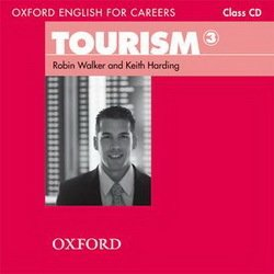 Oxford English for Careers: Tourism 3 Class Audio CD -  - 9780194551083