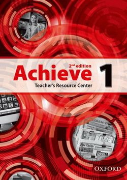 Achieve (2nd Edition) 1 Teacher's Resource Disc -  - 9780194556262