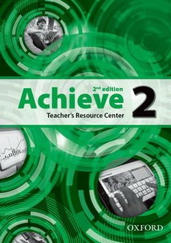 Achieve (2nd Edition) 2 Teacher's Resource Disc -  - 9780194556279