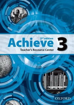 Achieve (2nd Edition) 3 Teacher's Resource Disc -  - 9780194556286