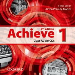 Achieve (2nd Edition) 1 Class CD (2) -  - 9780194556323