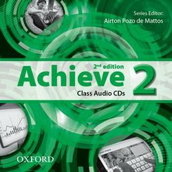 Achieve (2nd Edition) 2 Class CD (2) -  - 9780194556330