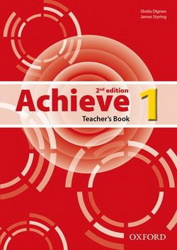Achieve (2nd Edition) 1 Teacher's Book -  - 9780194556354