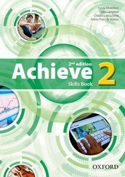 Achieve (2nd Edition) 2 Skills Book -  - 9780194556392