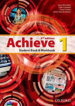 Achieve (2nd Edition) 1 Student Book