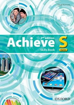 Achieve (2nd Edition) Starter Skills Book -  - 9780194556446
