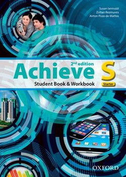 Achieve (2nd Edition) Starter Student Book