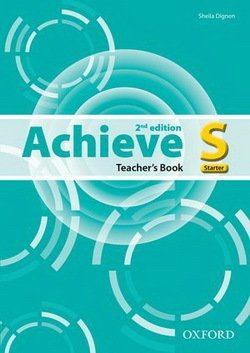 Achieve (2nd Edition) Starter Teacher's Book -  - 9780194556484