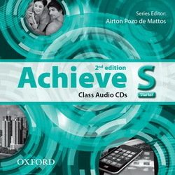 Achieve (2nd Edition) Starter Class Audio CDs (2) -  - 9780194556491