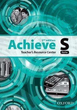 Achieve (2nd Edition) Starter Teachers' Resource CD-ROM -  - 9780194556514