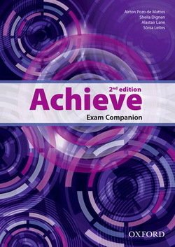 Achieve (2nd Edition) 3 Grammar and Exam Trainer Workbook - Airton Pozo de Mattos - 9780194556644