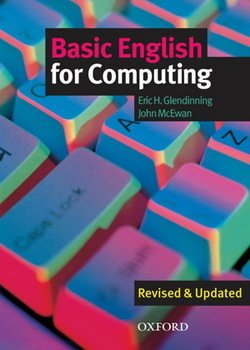 Basic English for Computing (New Edition) Student's Book - Eric Glendinning - 9780194574709