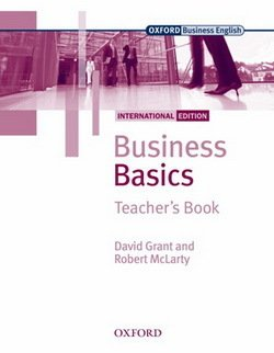 Business Basics (International Edition) Teacher's Book - David Grant - 9780194577762