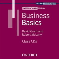 Business Basics (International Edition) Class Audio CD - Grant