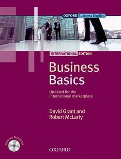 Business Basics (International Edition) Student's Book with MultiROM - David Grant - 9780194577809