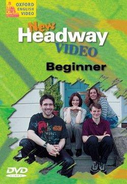 New Headway Video Beginner DVD - John Murphy - 9780194581905