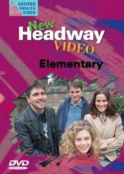 New Headway Video Elementary DVD - John Murphy - 9780194581912