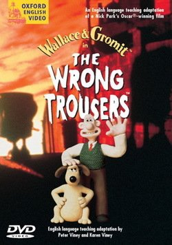 The Wrong Trousers DVD - Nick Park - 9780194590075