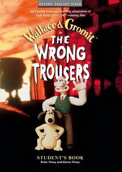 The Wrong Trousers Activity Book - Nick Park - 9780194590297