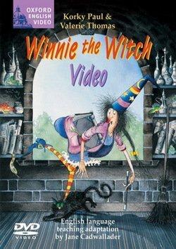 Winnie the Witch DVD - Paul