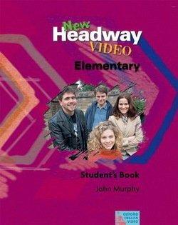 New Headway Video Elementary Student's Book - John Murphy - 9780194591881