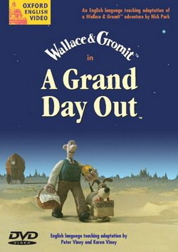 A Grand Day Out DVD - Nick Park - 9780194592383