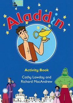 Fairy Tales Video: Aladdin Activity Book - Cathy Lawday - 9780194593786