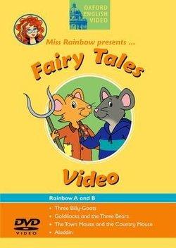 Fairy Tales Video: Miss Rainbow Compilation DVD (Aladdin