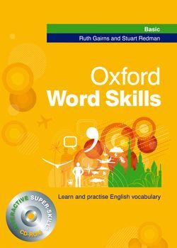 Oxford Word Skills Basic Student's Book with CD-ROM & Answer Key - Ruth Gairns - 9780194620031