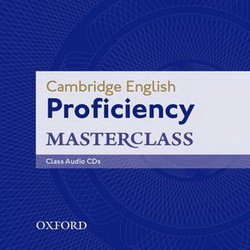 Cambridge English: Proficiency (CPE) Masterclass Audio CDs -  - 9780194705233
