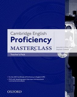 Cambridge English: Proficiency (CPE) Masterclass Teacher's Book -  - 9780194705257
