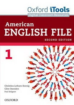 American English File (2nd Edition) 1 iTools -  - 9780194775557