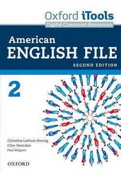 American English File (2nd Edition) 2 iTools -  - 9780194775564