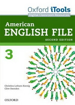 American English File (2nd Edition) 3 iTools -  - 9780194775571