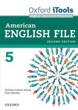 American English File (2nd Edition) 5 iTools DVD-ROM -  - 9780194775595