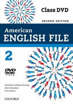 American English File (2nd Edition) 2 DVD -  - 9780194775687