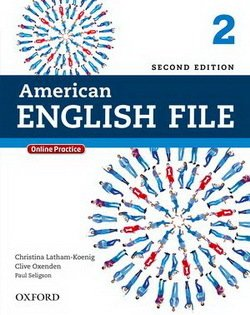 American English File (2nd Edition) 2 Student's Book with iTutor -  - 9780194776165