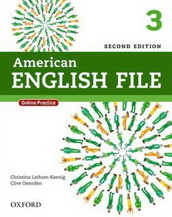 American English File (2nd Edition) 3 Student's Book with iTutor -  - 9780194776172
